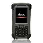 Getac rugged handheld PDA nach IP54 / MIL-STD810 | PS236