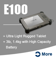 Getac rugged Tablet E100